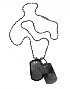 Diesel Double Dog Tag DX0014040