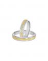 verighete Duette Romantic GSL5003-WYW-E / GSL5003-WYW-CZ