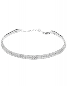 Bijuterii Argint Trendy GC8519-BR-W