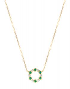 Bijuterii Aur Colour Stones SN30133-Y-SM