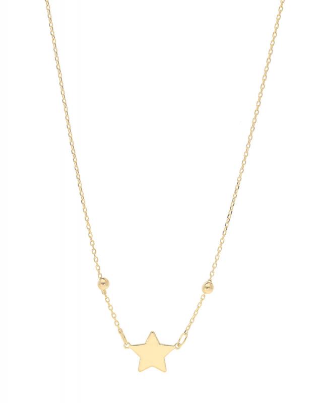 colier Bijuterii Aur Symbols NK10599Y-3