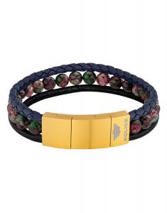 Police Men Bracelets PJ.26552BLK/02