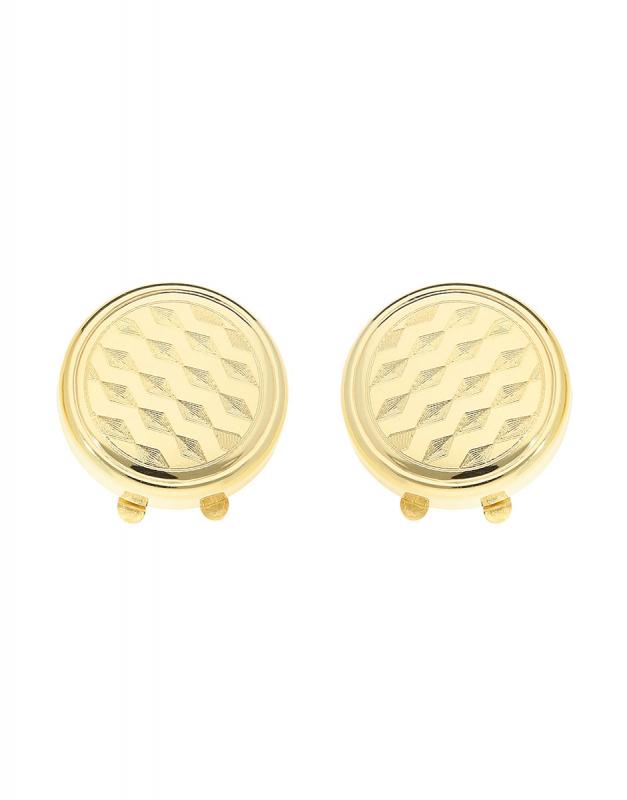 butoni Bijuterii Aur Trendy 7B42538Y