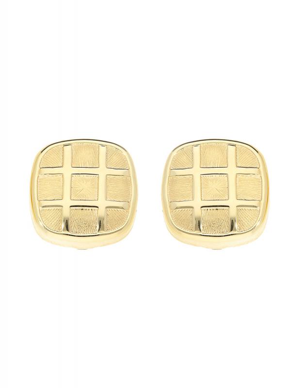 butoni Bijuterii Aur Trendy 7B40061Y