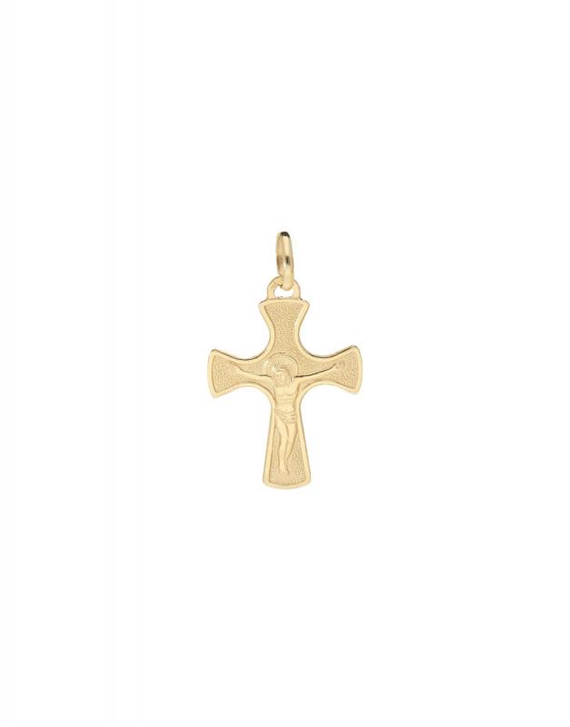 pandantiv Bijuterii Aur Faith 7C40215Y