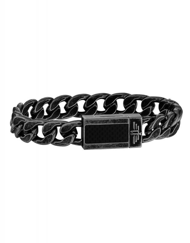 bratara Police Men Bracelets PJ.26055BSE/01-L