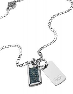Diesel Double Dog Tag DX1246040