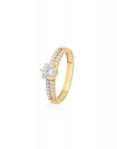 Bijuterie Aur Engagement RONE0042-00