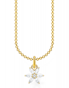 Thomas Sabo Charming Necklaces KE2103-414-14-L45V
