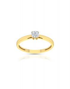 Bijuterie Aur Engagement EU02053RR0025-Y