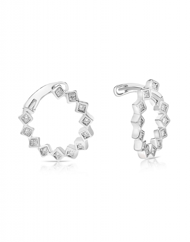 cercei Bijuterie Argint Fashion YE8642-EG-W