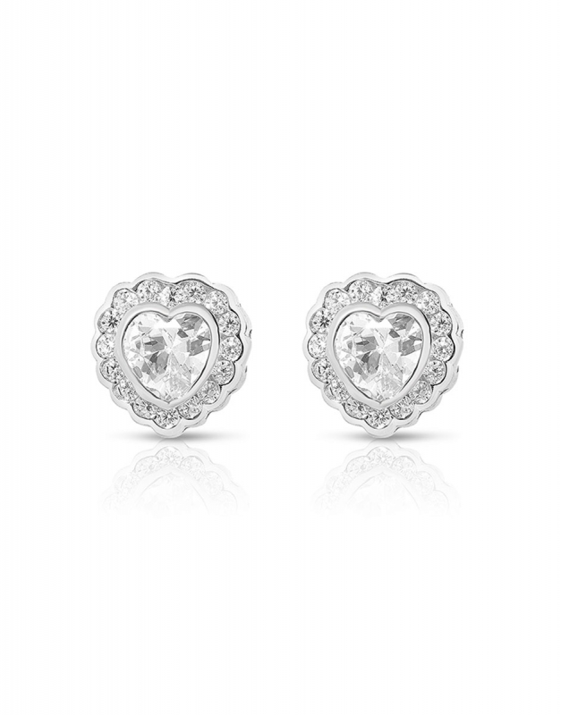 cercei Bijuterie Argint Love GS8421-EG-W