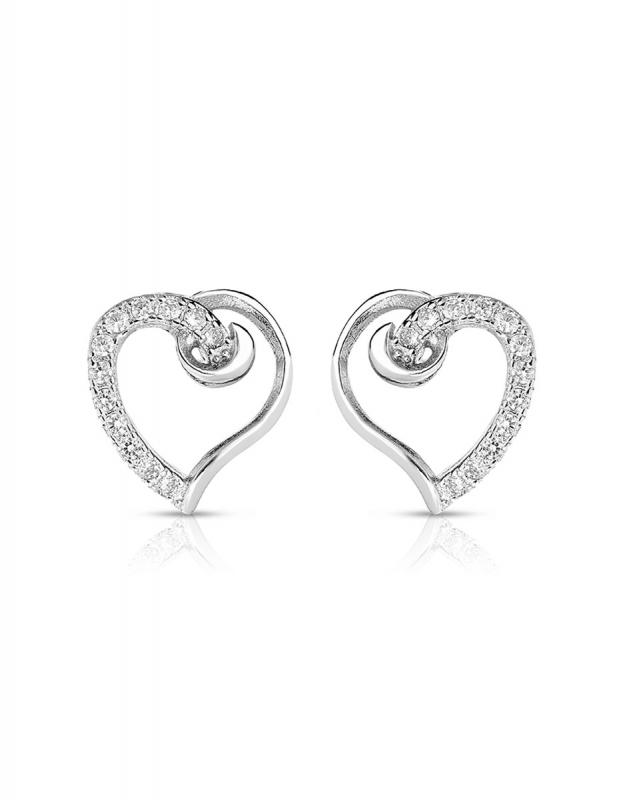 cercei Bijuterie Argint Love GS9091-EG-W