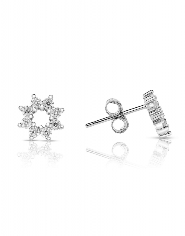 cercei Bijuterie Argint Nature YE7858-EG-W