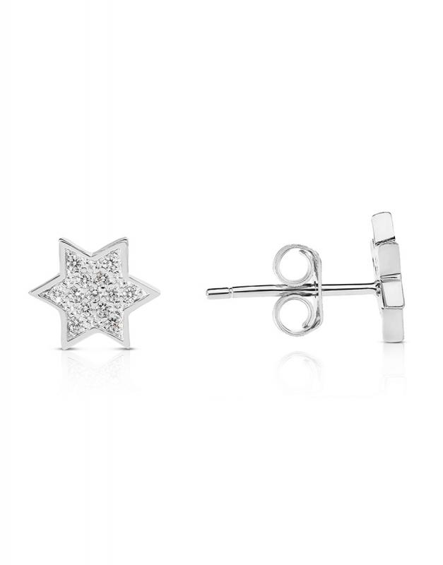 cercei Bijuterie Argint Symbols TS0031-EG-W