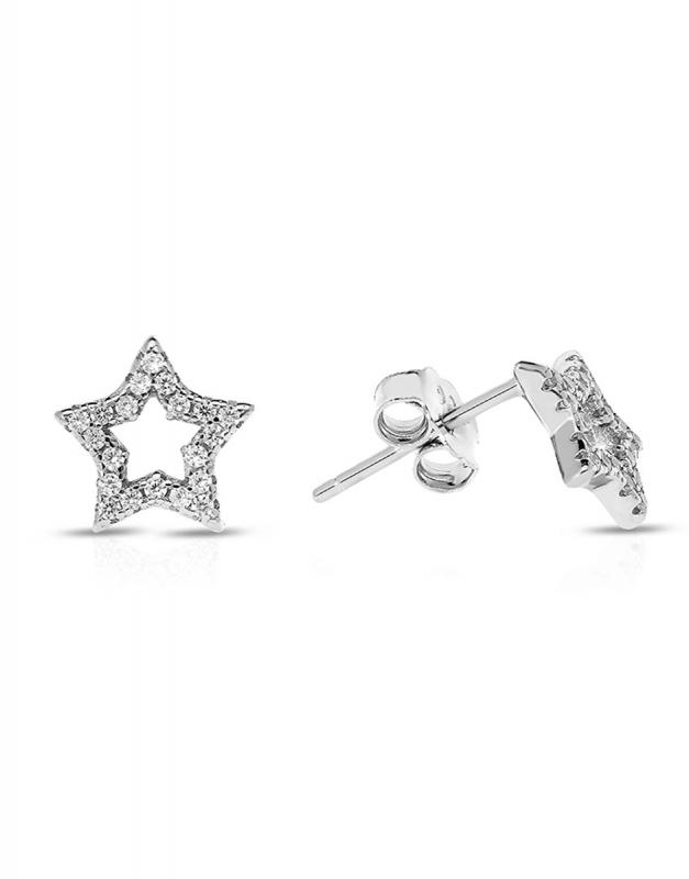 cercei Bijuterie Argint Symbols GS8494-EG-W