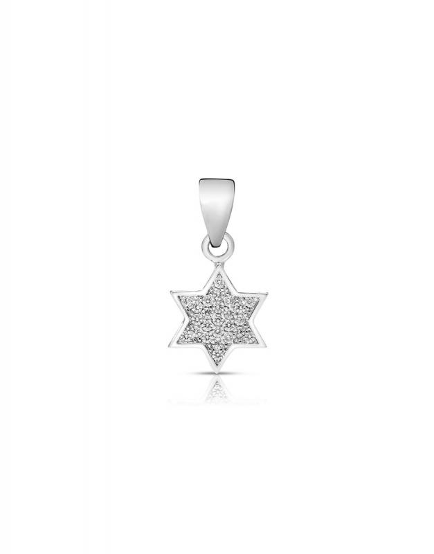 pandantiv Bijuterie Argint Symbols TS0031-PD-W