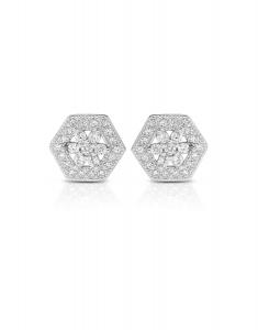 Bijuterie Argint Shapes E610304-EG-W