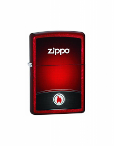 Zippo Classic Red and Black 21063.CI404569