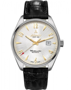 Atlantic Worldmaster Art Deco 51651.41.25G