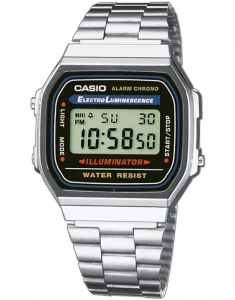 Casio Vintage Iconic A168WA-1YES