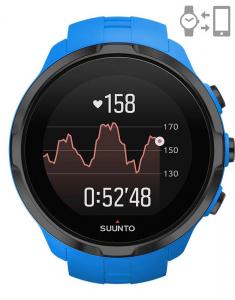 Suunto Outdoor Spartan Sport Wrist HR Blue SS022663000