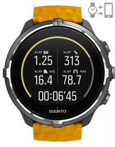 Suunto Spartan Sport Wrist HR Baro SS050000000