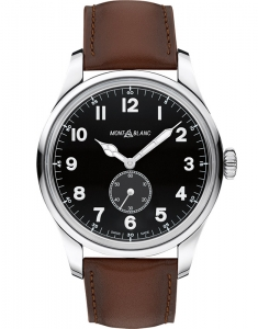 Montblanc 1858 Manual Small Second 115073