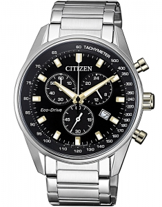 Citizen Eco-Drive Chronograph AT2396-86E