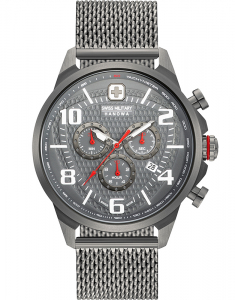 Swiss Military Airman Chrono 06-3328.30.009