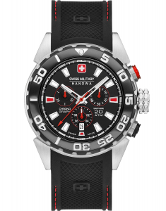 Swiss Military Scuba Diver Chrono 06-4324.04.007.04