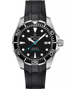 Certina DS Action Diver Powermatic 80 Special Edition C032.407.17.051.60