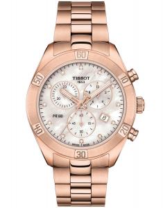 Tissot PR 100 Sport Chic Chronograph T101.917.33.116.00